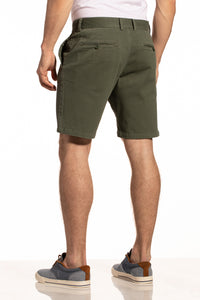 Maddox Shorts in Thyme