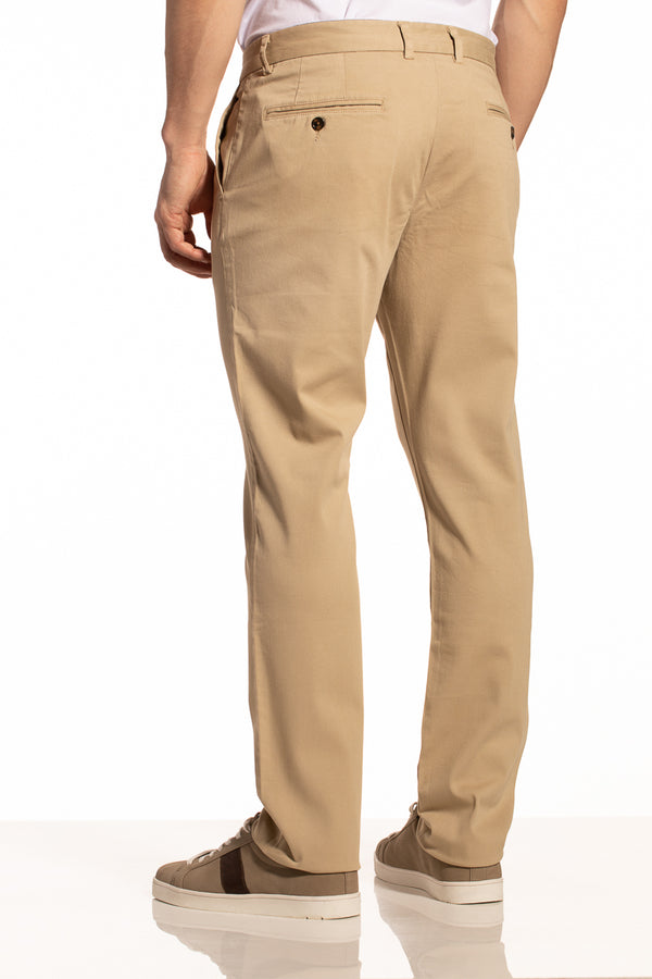 Murphy Pant in Summer Khaki