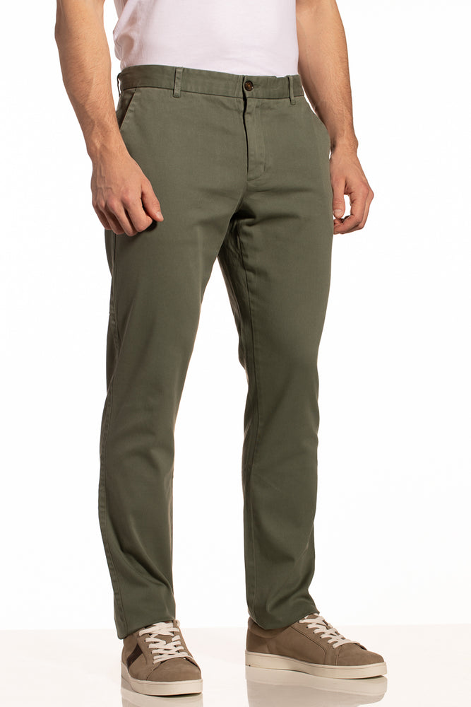 Murphy Pant in Thyme