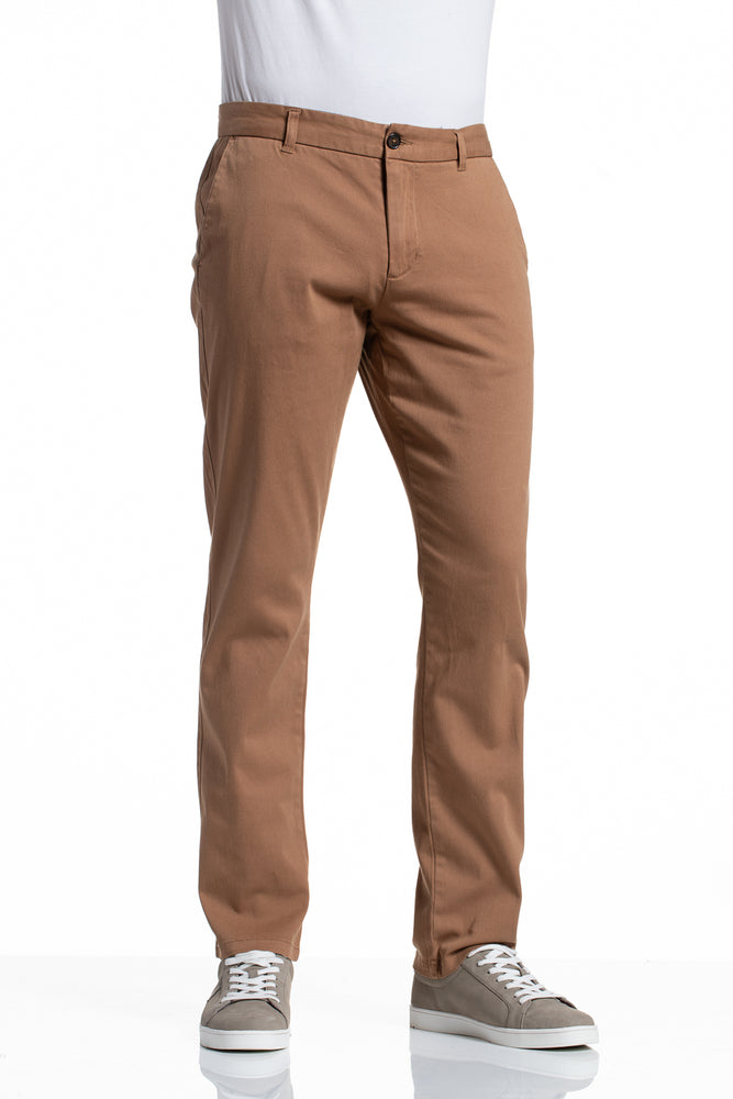 Murphy Pant in Cinnamon