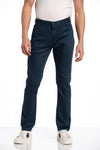 Dylan 5 Pocket Pant in Prussian Blue