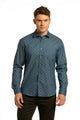 Londonderry Denim Shirt in Denim Blue
