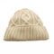 Made in Ireland Cable Knit Toque - Natural