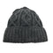 Made in Ireland Cable Knit Toque - Slate Gray