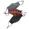 Essential Flannel Face Mask 3-Pack