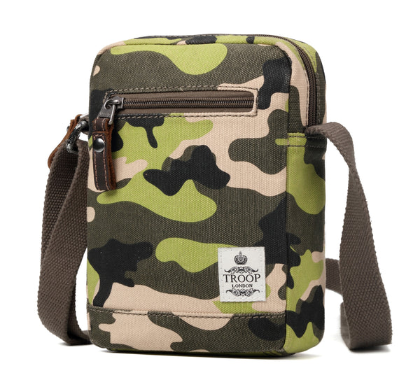 Troop London Urban Canvas Shoulder Bag