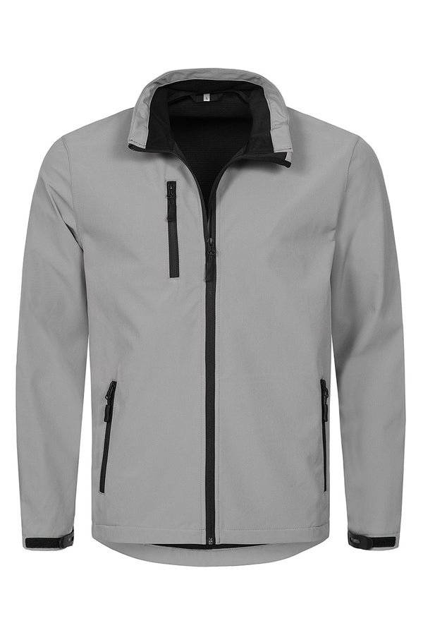 Active softest shell jacket - Grey