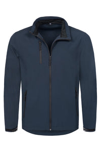 Active Softest Shell Jacket Marina Blue