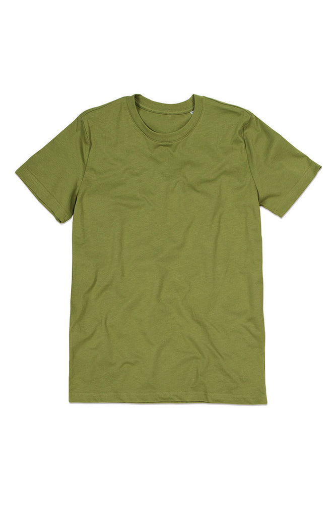 Organic Cotton Eco Friendly T-shirt - Earth Green