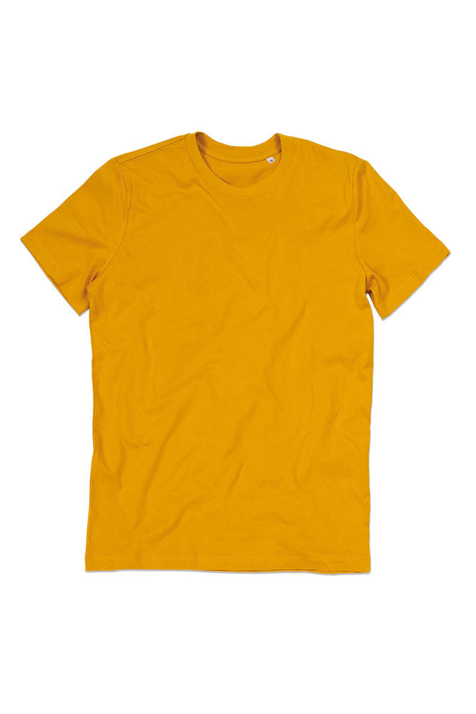 Organic Cotton Eco Friendly T-shirt - Indian Yellow