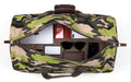 Troop London Urban Canvas Travel Duffel Bag