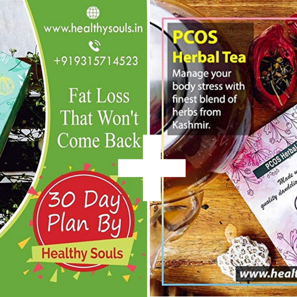 PCOS + Weightloss Plan