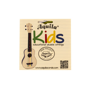 Aquila Kids Strings 4 Colors - Kunde Brand