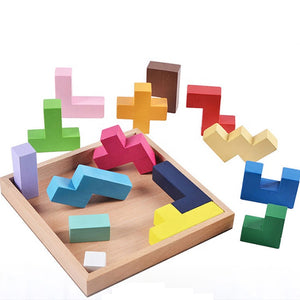 Puzzle Play: The Benefits of Puzzles in Early Childhood.