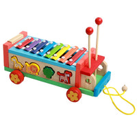 Xylophone Truck and Shape Sorter