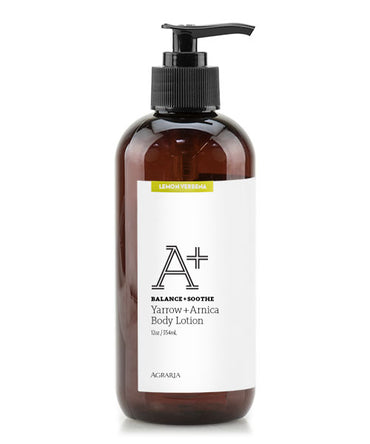 Yarrow + Arnica Body Lotion