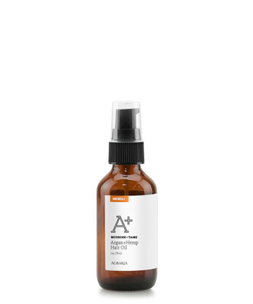 Argan + Hemp Hair Oil