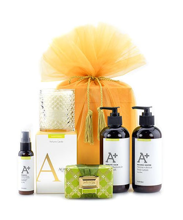 At Home Wellness Retreat Gift Set