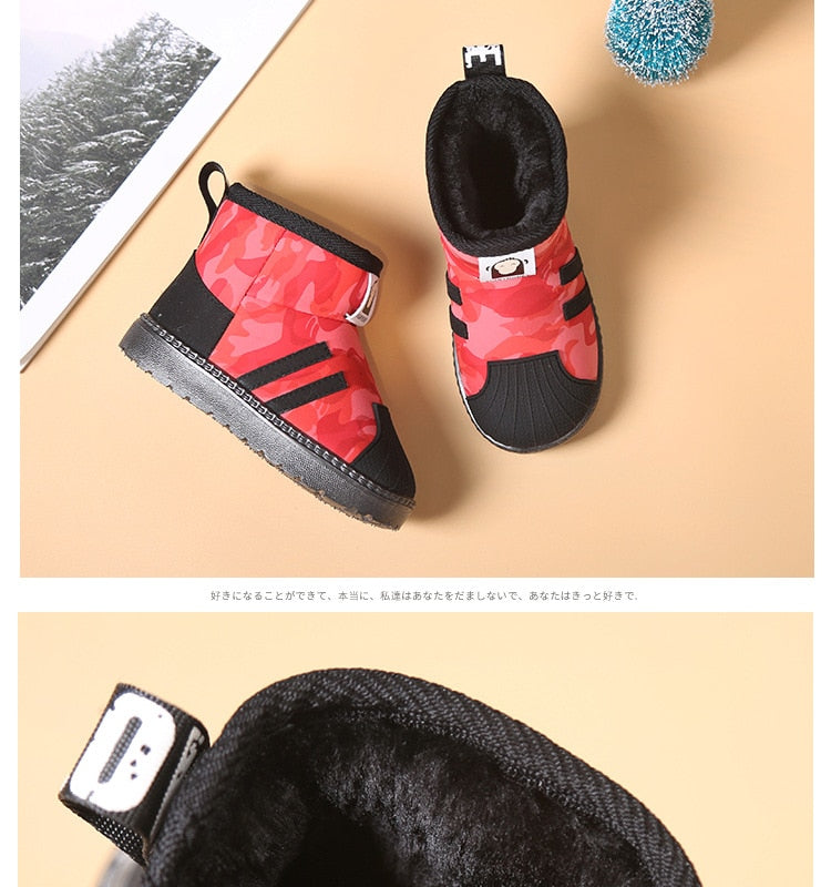 Winter Boots For kids