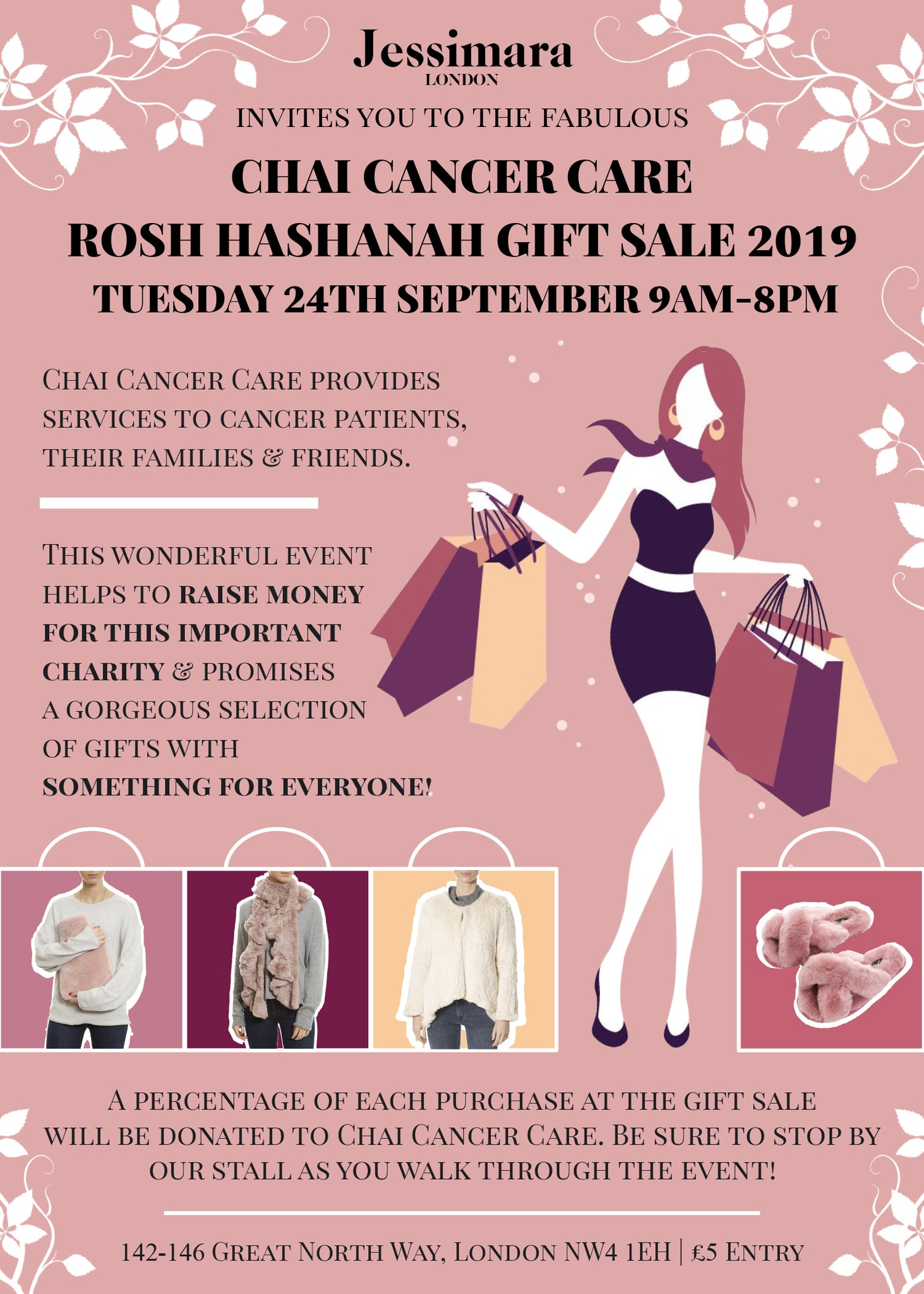 Chai Cancer Care Gift Sale