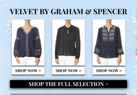 Shop new from velvet by graham and spencer
