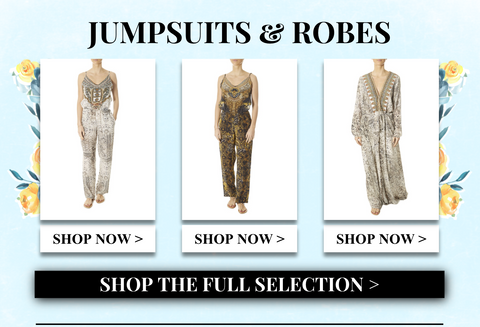new jumpsuits from inoa