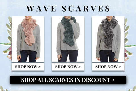 shop wave scarves
