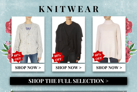 shop knitwear sale