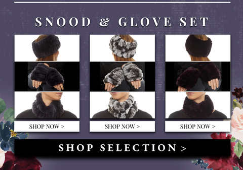Snood and Glove