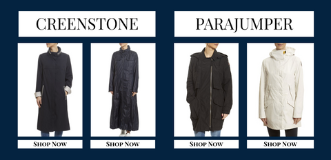 Creenstone and Parajumpers