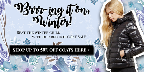 Winter Coat Sale