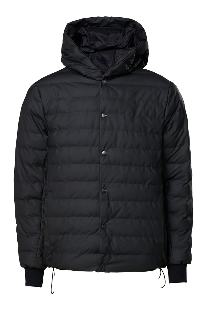Black Trekker Jacket