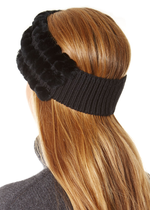 Black Rabbit Headband | Jessimara London