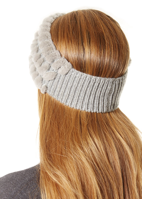 Grey Rabbit Headband | Jessimara London