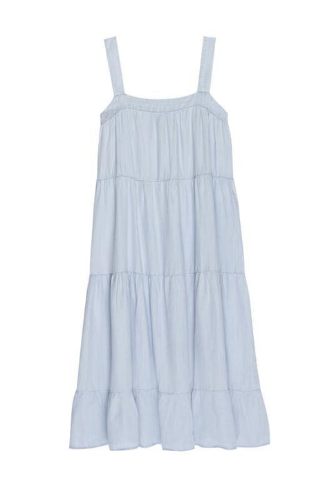 'Amaya' Light Denim Dress