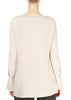 'Sally' Beige Long Sleeve Top | Jessimara London