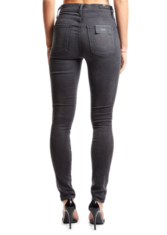 Citizens Of Humanity Rocket High Rise Skinny Black Dahlia Jeans