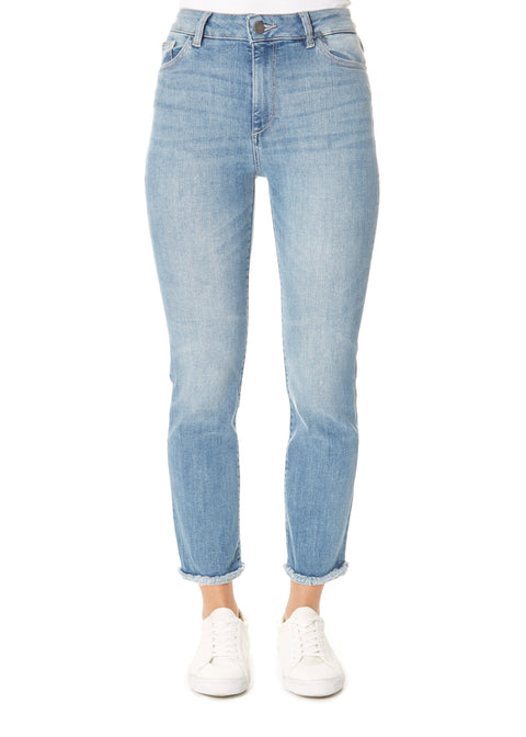 'Mara' Light Blue Jeans | Jessimara London