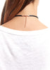 Jessimara Diamante Rose Gold Choker | Jessimara London