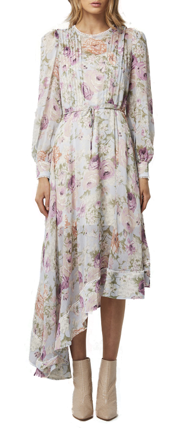 'Karishma' Floral Print Dress | Jessimara London