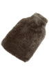 Luxury Grey Best Sheepskin Hot Water Bottle Fur 5 Eight - Jessimara