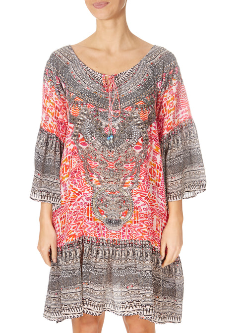 'Shiraz' Gypsy Dress | Jessimara London