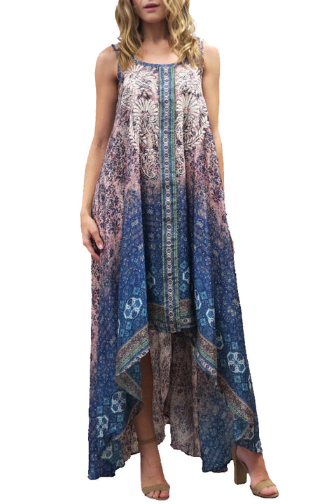 'Giselle' Flowy Maxi Dress | Jessimara London