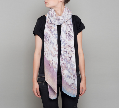 Lola Rose Crystalline Icy Scarf | Jessimara London