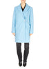 'Integral' Cornflour Blue Coat