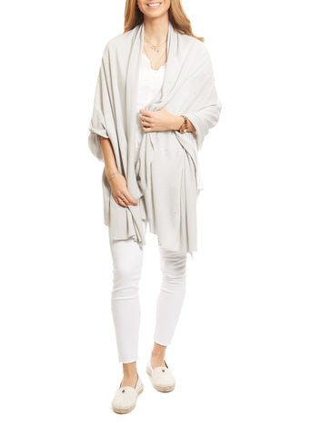 Jessimara Turtle Dove Diamante Cashmere Wrap