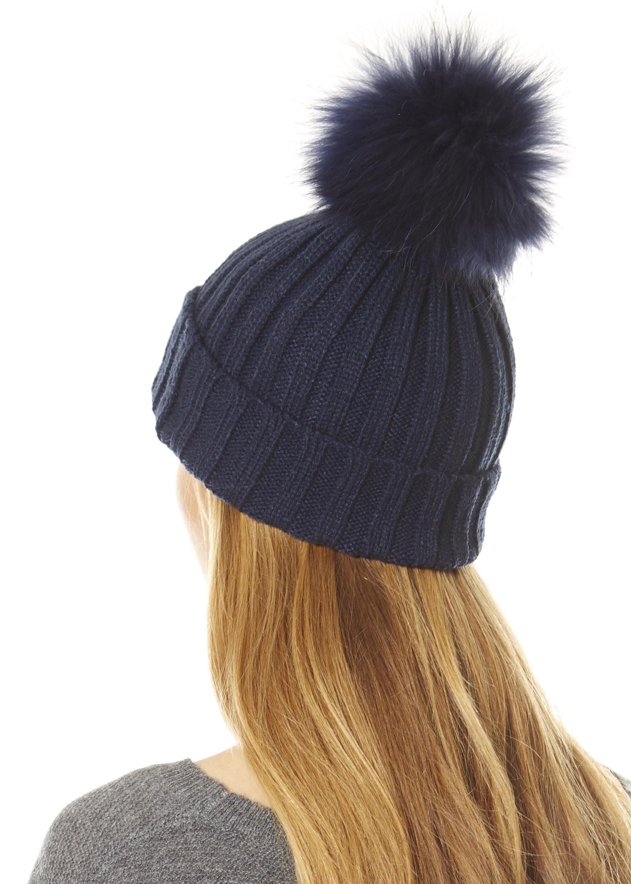 ... Womens Pom Hat. Touch to zoom 152b828238