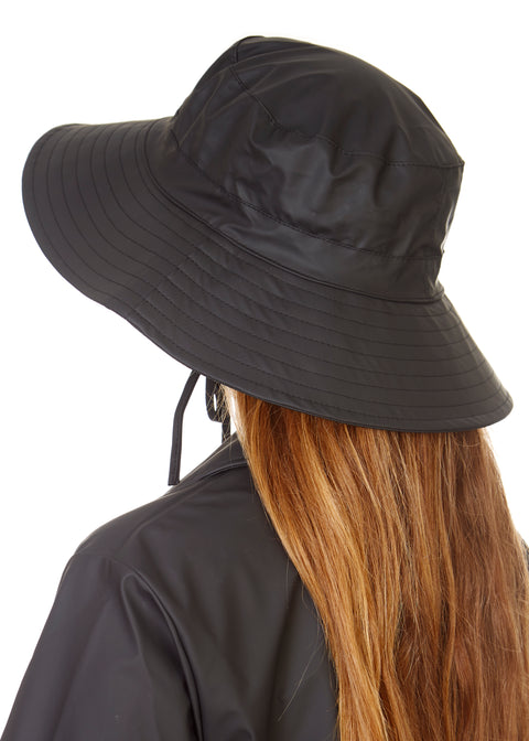 Black Boonie Hat | Jessimara London