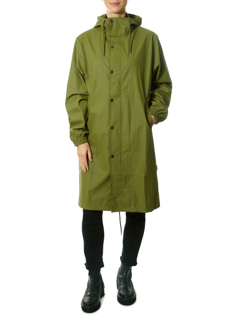 Sage Fishtail Parka | Jessimara London