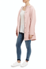 Baby Pink Short Rain Jacket | Jessimara London